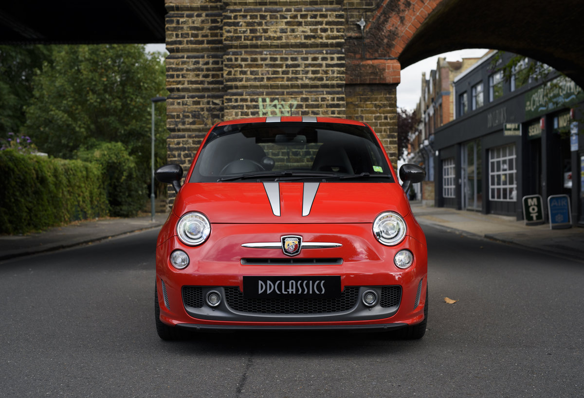 2011 Abarth 695 Tributo Ferrari For Sale In London (RHD) For Sale (picture 5 of 24)
