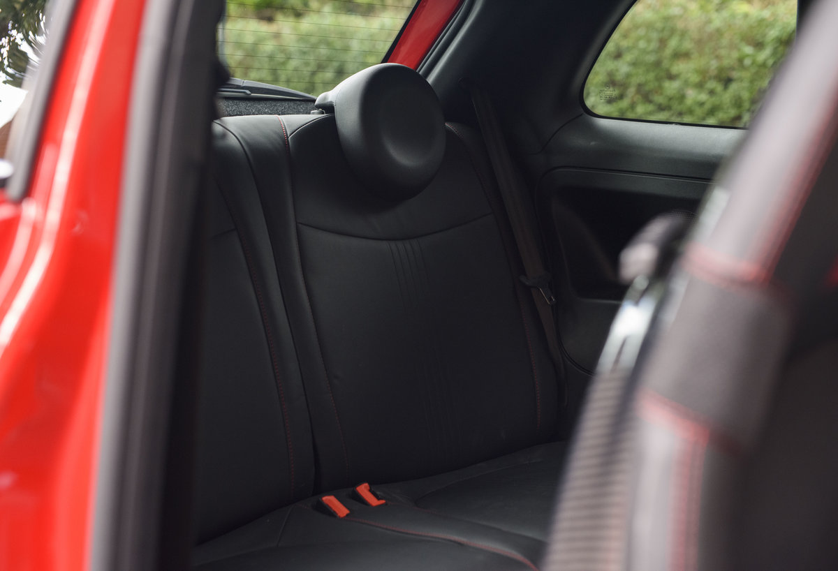 2011 Abarth 695 Tributo Ferrari For Sale In London (RHD) For Sale (picture 18 of 24)