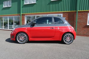 2013 595 Turismo 1.4 T-Jet (160BHP) ONE OWNER - LOW MILEAGE SOLD