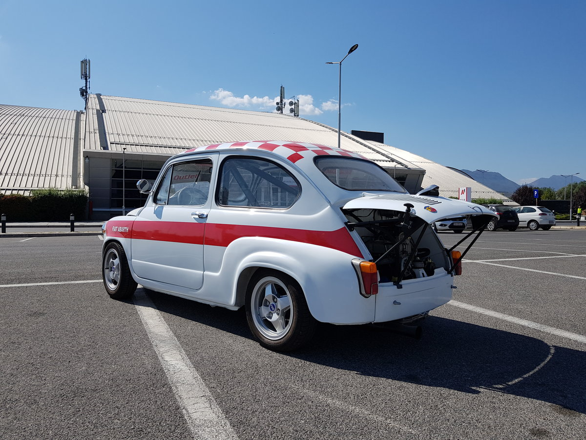 1976 Abarth 850 TC Replica For Sale (picture 2 of 6)