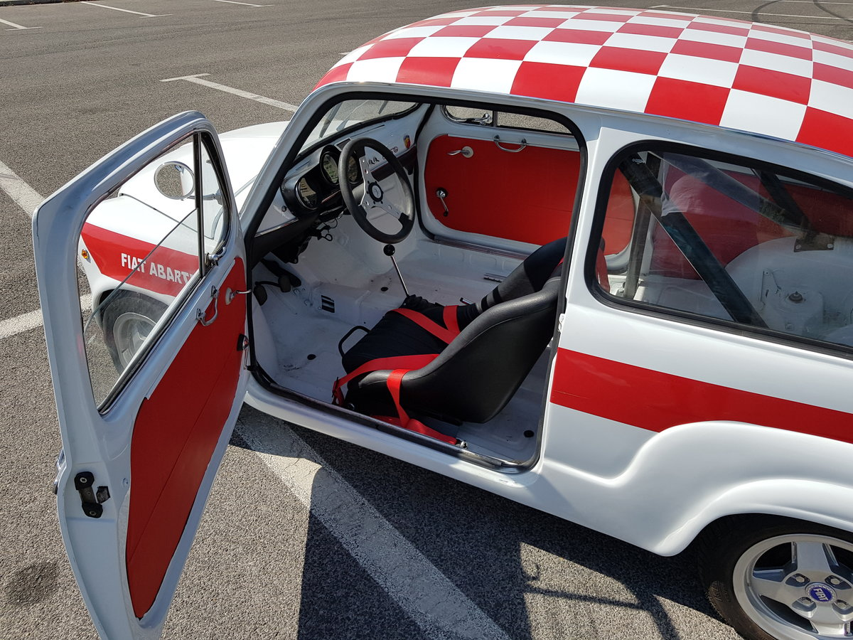 1976 Abarth 850 TC Replica For Sale (picture 3 of 6)