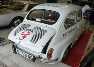 1963 Fiat Abarth 850 TC For Sale