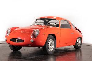 1960 Abarth 750 Bialbero Record Monza Zagato For Sale