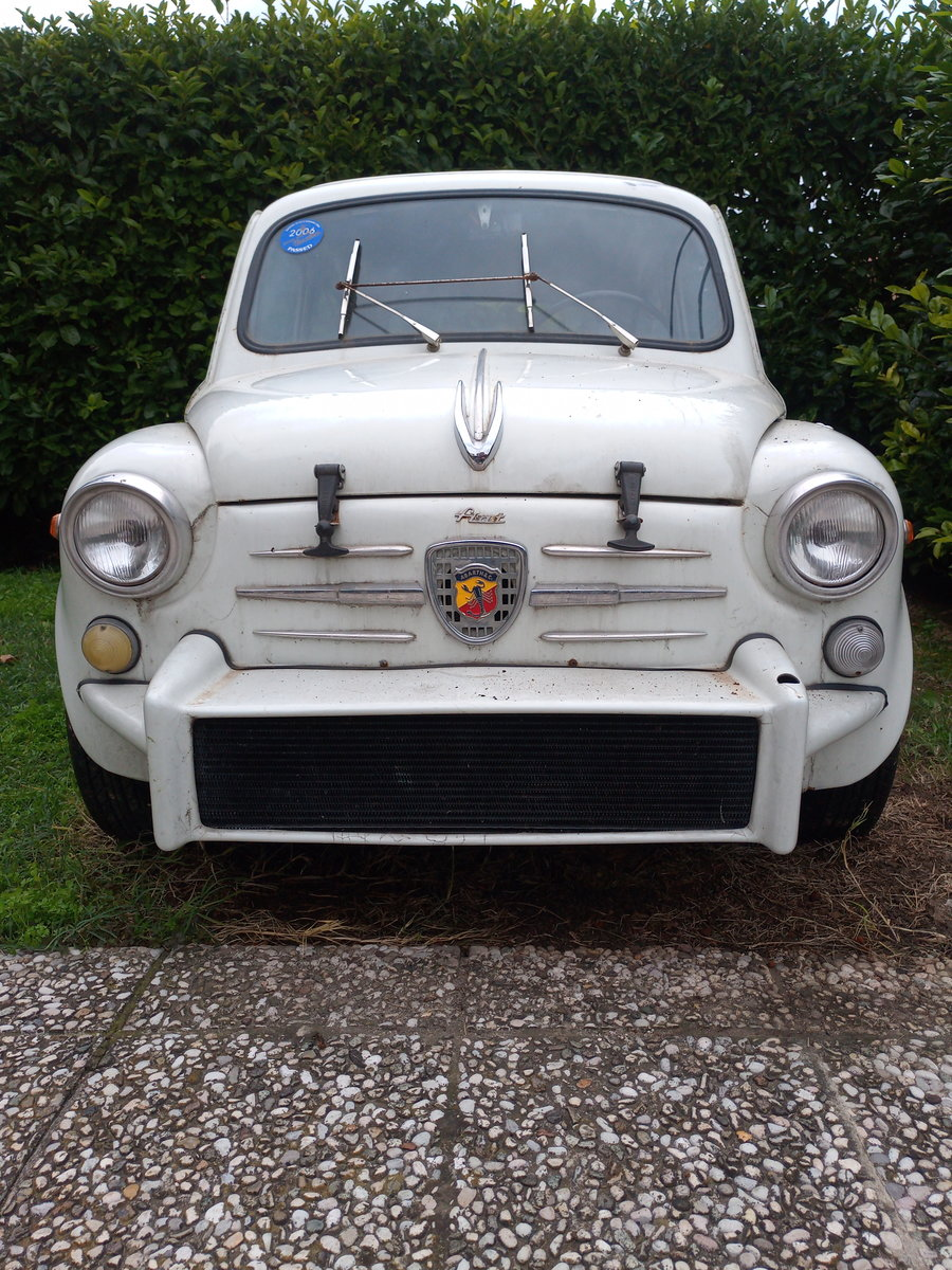 1964 Abarth 1000 TC lookalike For Sale (picture 1 of 6)