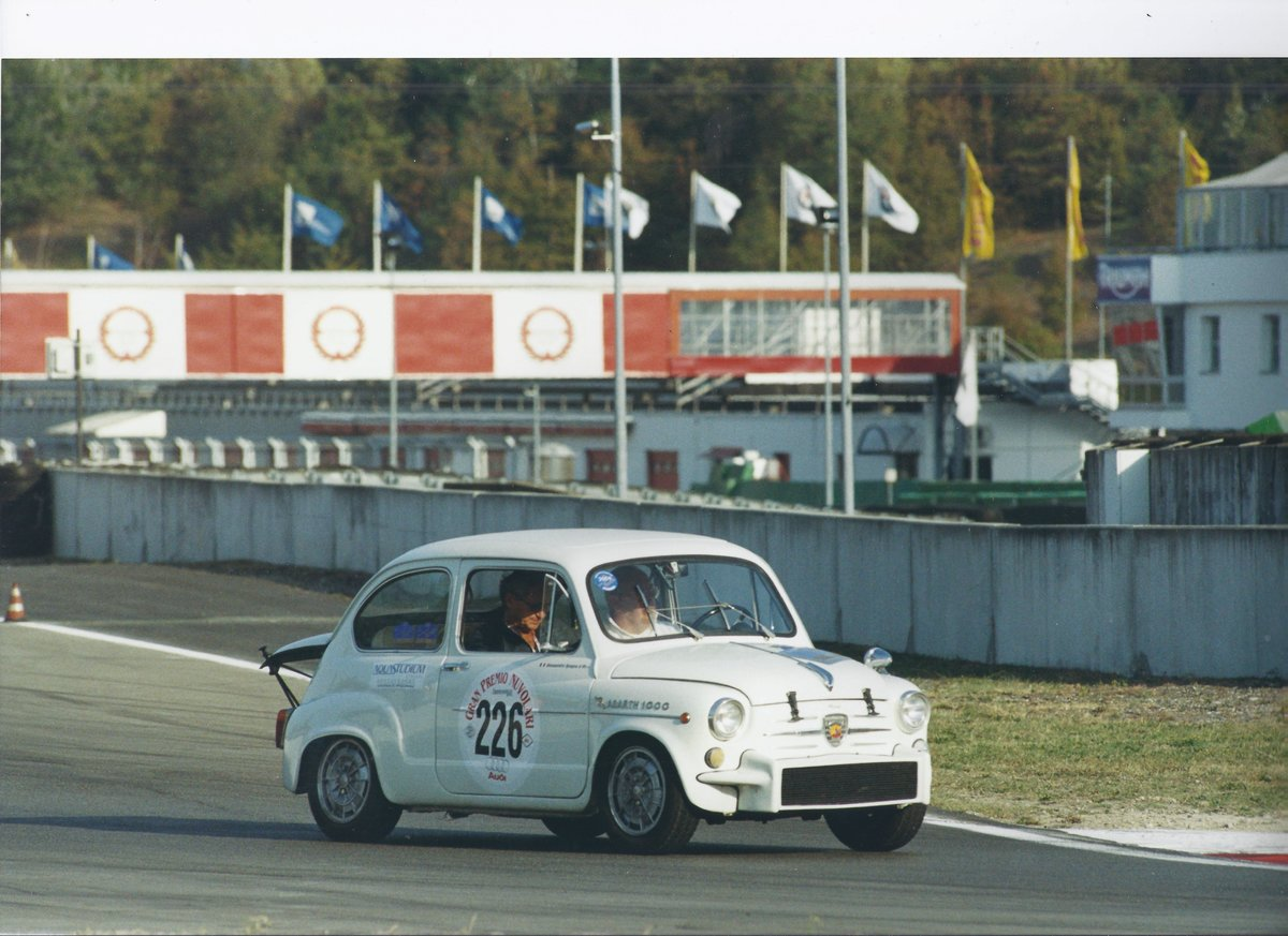 1964 Abarth 1000 TC lookalike For Sale (picture 6 of 6)