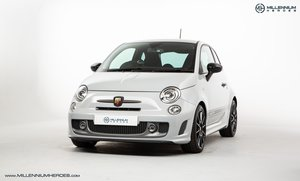 2016 ABARTH 595 COMPETIZIONE // CAMPOVOLO GREY // FSH For Sale