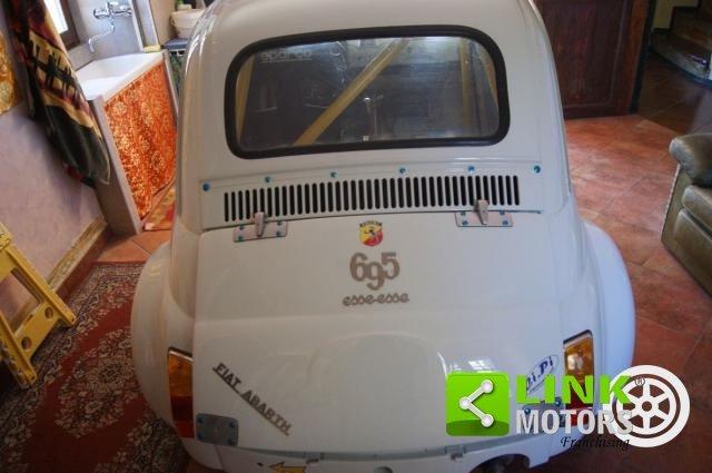 1967 Abarth 695 SS  DA CORSA For Sale (picture 5 of 6)