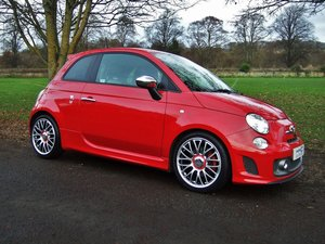 2014 Awesome Abarth! For Sale