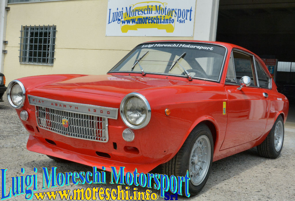 1966 Abarth OT 1300/124 Coupé TwinCam For Sale (picture 1 of 6)