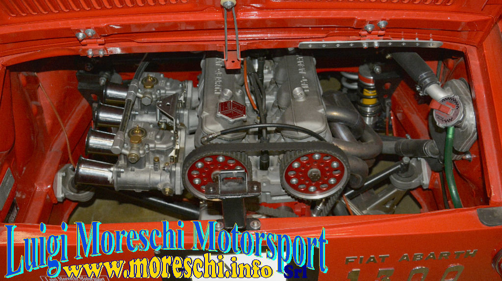 1966 Abarth OT 1300/124 Coupé TwinCam For Sale (picture 2 of 6)
