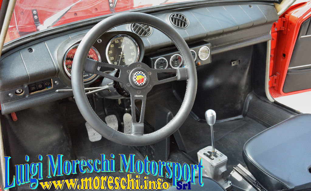 1966 Abarth OT 1300/124 Coupé TwinCam For Sale (picture 3 of 6)