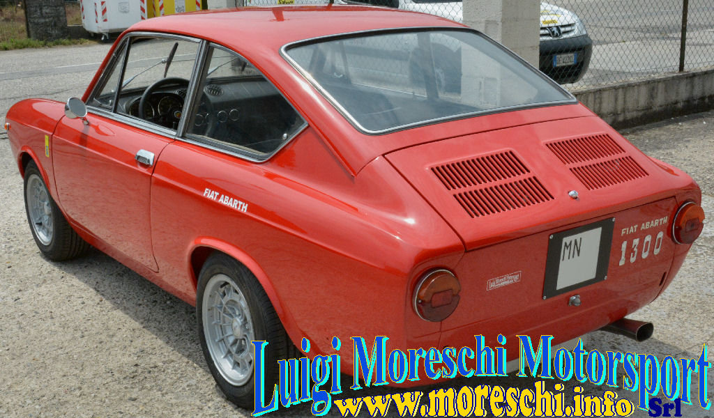 1966 Abarth OT 1300/124 Coupé TwinCam For Sale (picture 4 of 6)
