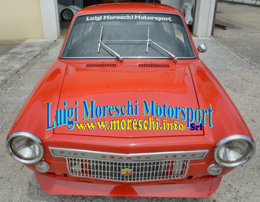 1966 Abarth OT 1300/124 Coupé TwinCam For Sale (picture 5 of 6)