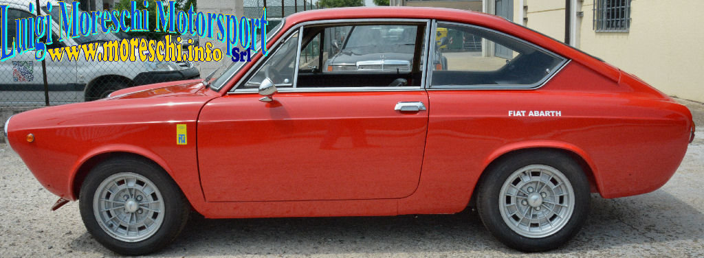 1966 Abarth OT 1300/124 Coupé TwinCam For Sale (picture 6 of 6)