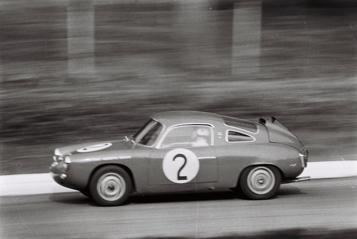 Rare Abarth 1000 Bialbero Record Monza 1961 For Sale (picture 5 of 6)