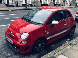 2014 Abarth 500 Bargain low mileage semi-auto For Sale