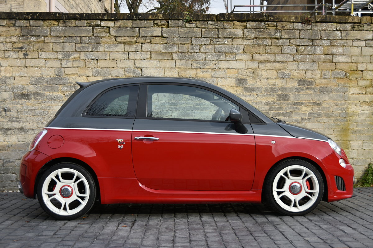 2013 ABARTH 595C TURISMO STUNNING For Sale (picture 3 of 6)