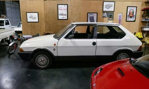 1988 Fiat Ritmo Abarth 130TC only 29k miles Clean $13.5k For Sale