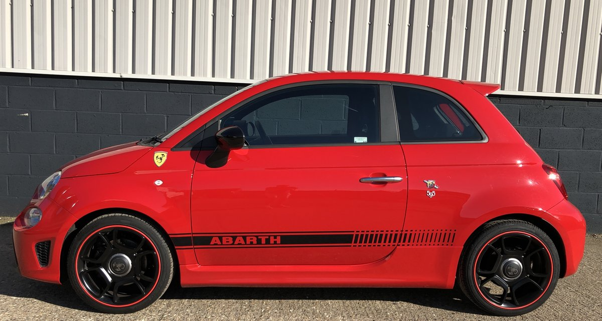 2018 Abarth 595 TROFEO SOLD (picture 3 of 6)