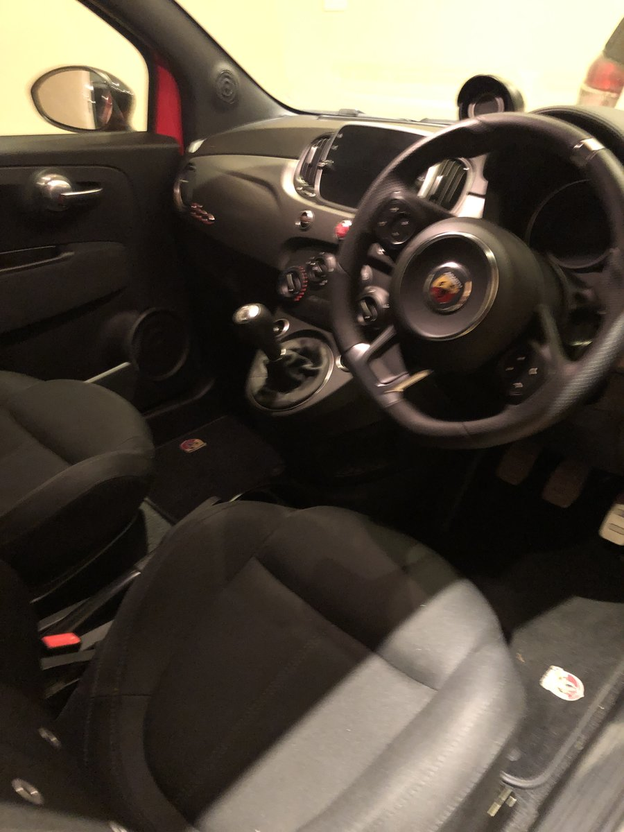 2018 Abarth 595 TROFEO SOLD (picture 6 of 6)