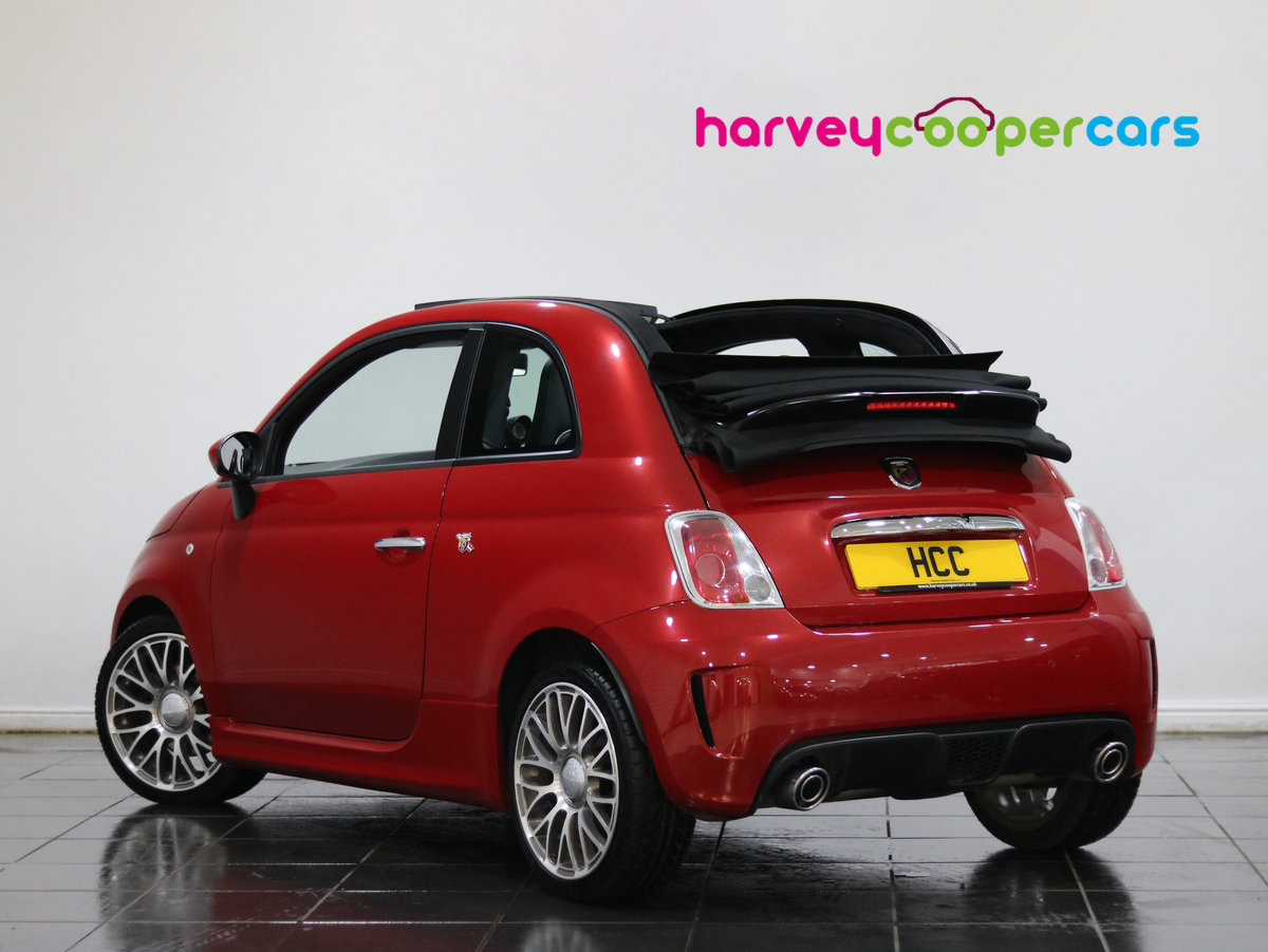 Abarth 500 1.4 T-Jet 135 2dr 2015(64) For Sale (picture 3 of 6)