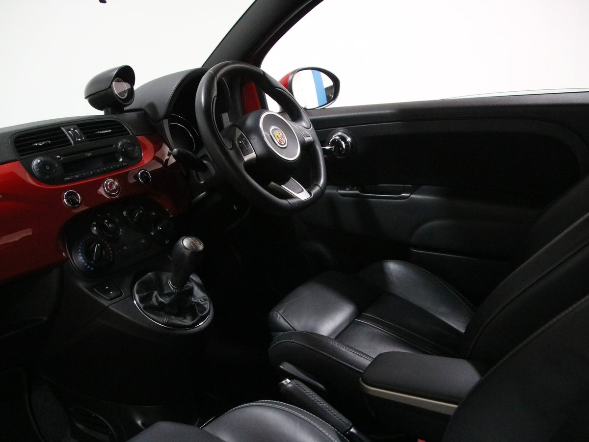 Abarth 500 1.4 T-Jet 135 2dr 2015(64) For Sale (picture 6 of 6)