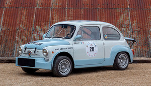 1963 ABARTH 850TC **AB214 with FIA and FIVA Papers** For Sale