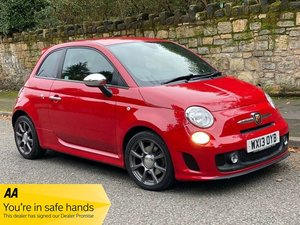 2013 Fiat 500 Abarth 1.4 T - 18,000 miles For Sale