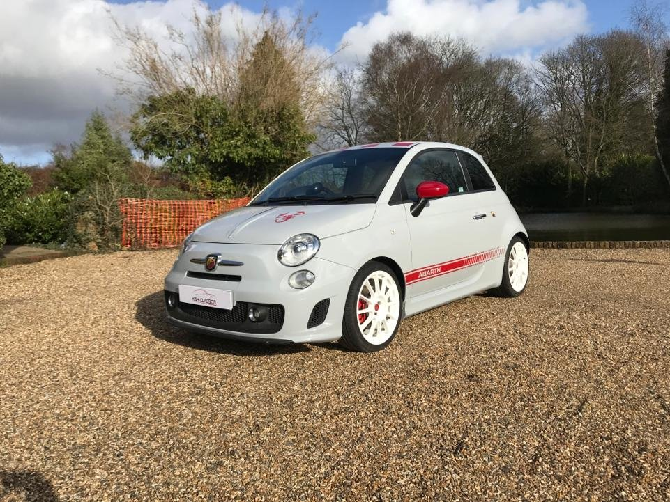2010 *NOW SOLD* Fiat Abarth 500 esseesse  For Sale (picture 1 of 6)