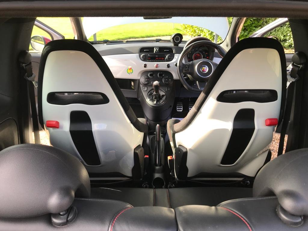 2010 *NOW SOLD* Fiat Abarth 500 esseesse  For Sale (picture 6 of 6)