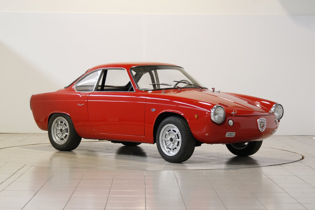 1959 Abarth 850 Allemano For Sale (picture 1 of 6)