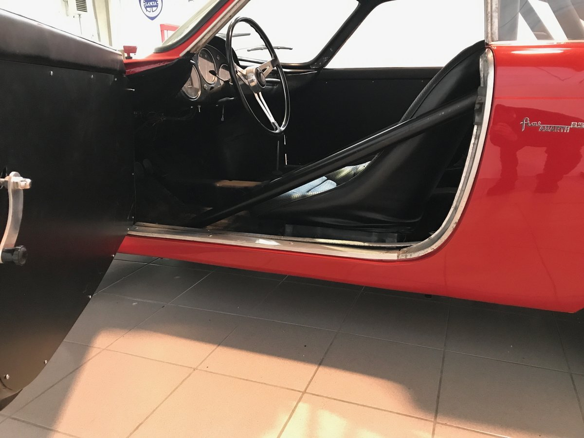 1959 Abarth 850 Allemano For Sale (picture 2 of 6)