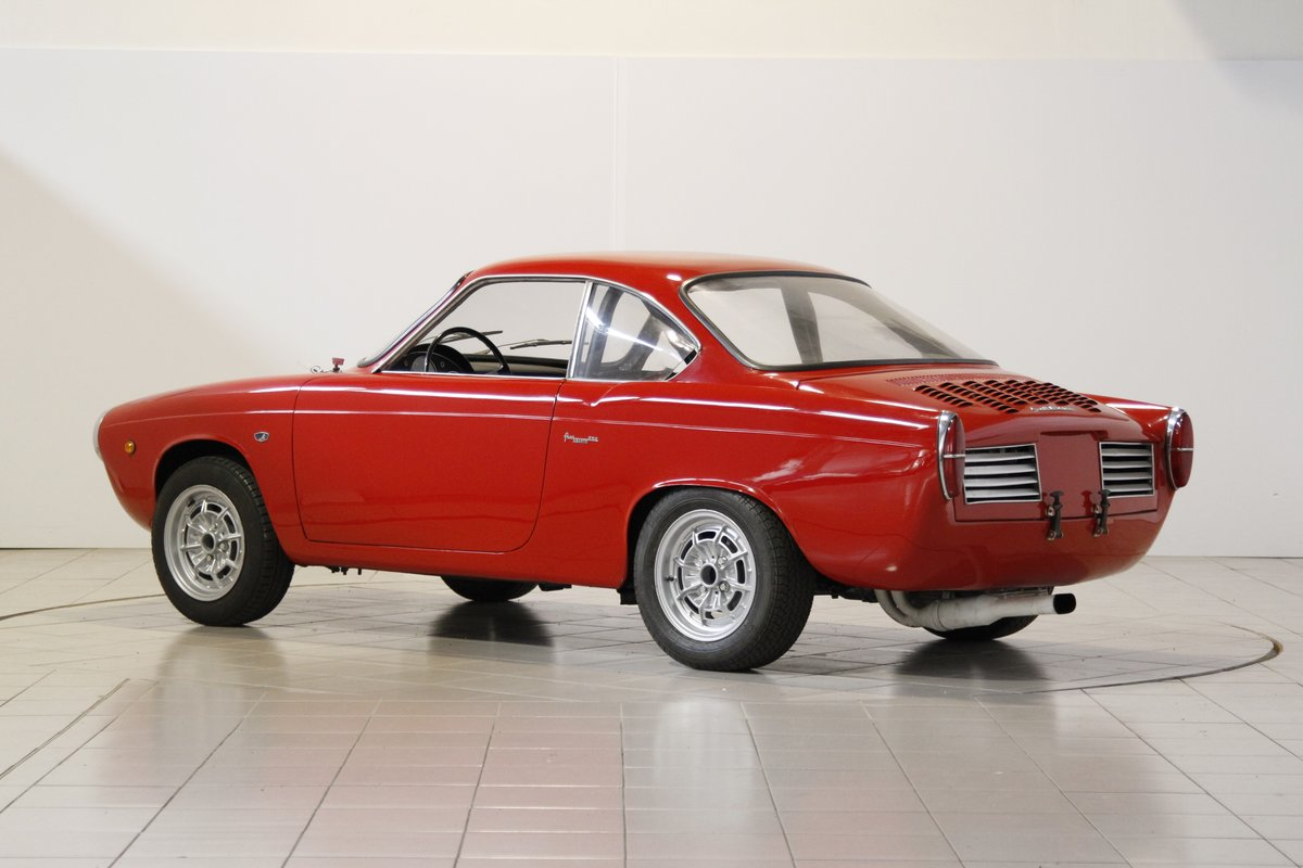 1959 Abarth 850 Allemano For Sale (picture 5 of 6)