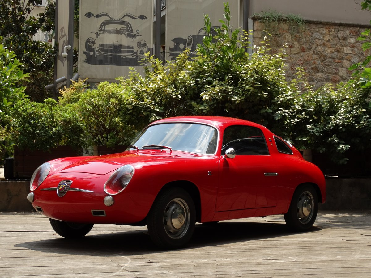 1959 Fiat Abarth 750 Record Monza For Sale (picture 1 of 6)