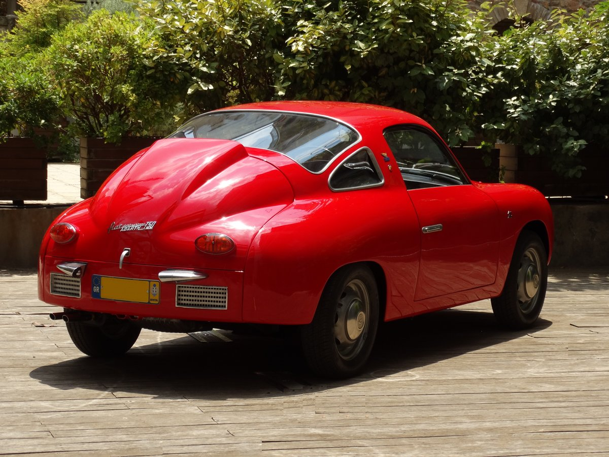 1959 Fiat Abarth 750 Record Monza For Sale (picture 2 of 6)