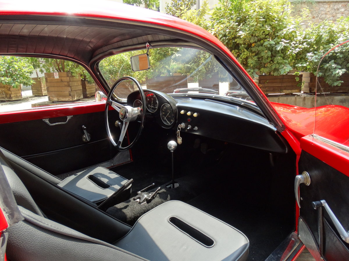 1959 Fiat Abarth 750 Record Monza For Sale (picture 5 of 6)