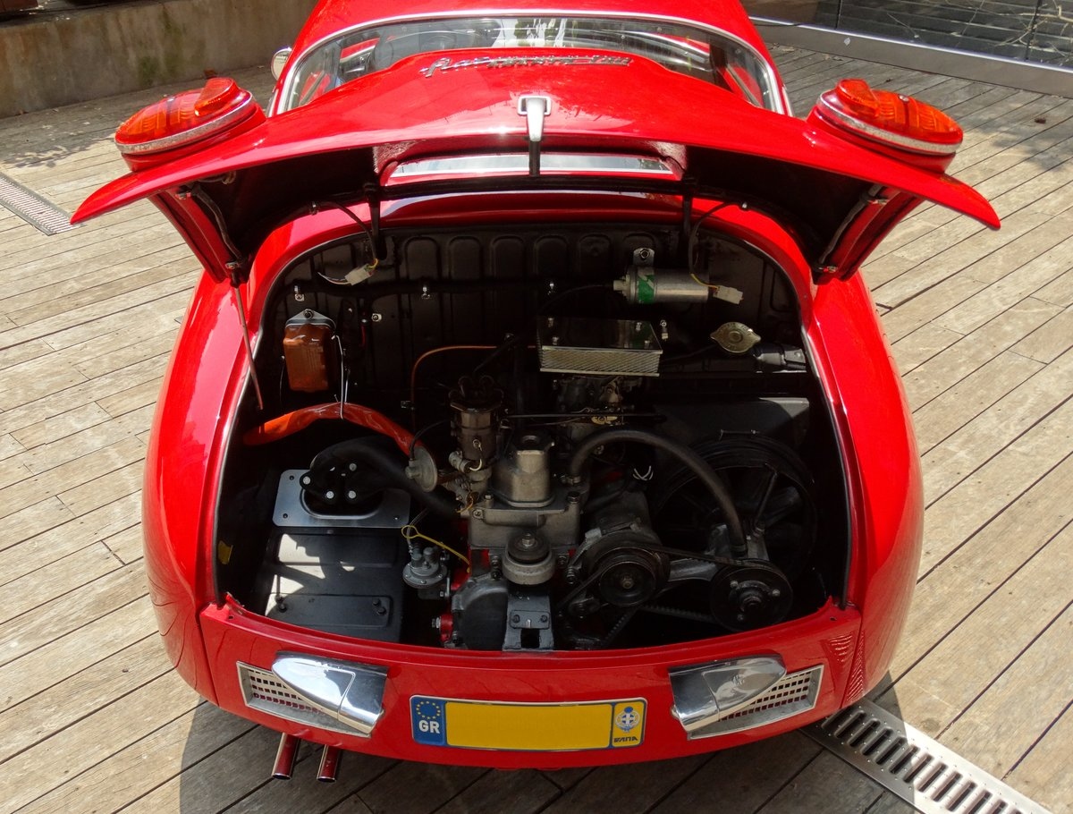 1959 Fiat Abarth 750 Record Monza For Sale (picture 6 of 6)