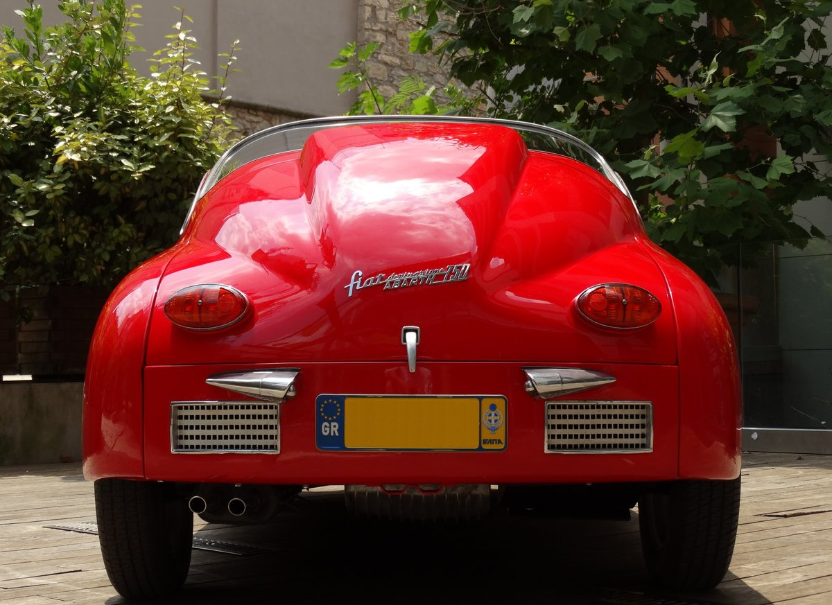 1959 Fiat Abarth 750 Record Monza For Sale (picture 3 of 6)