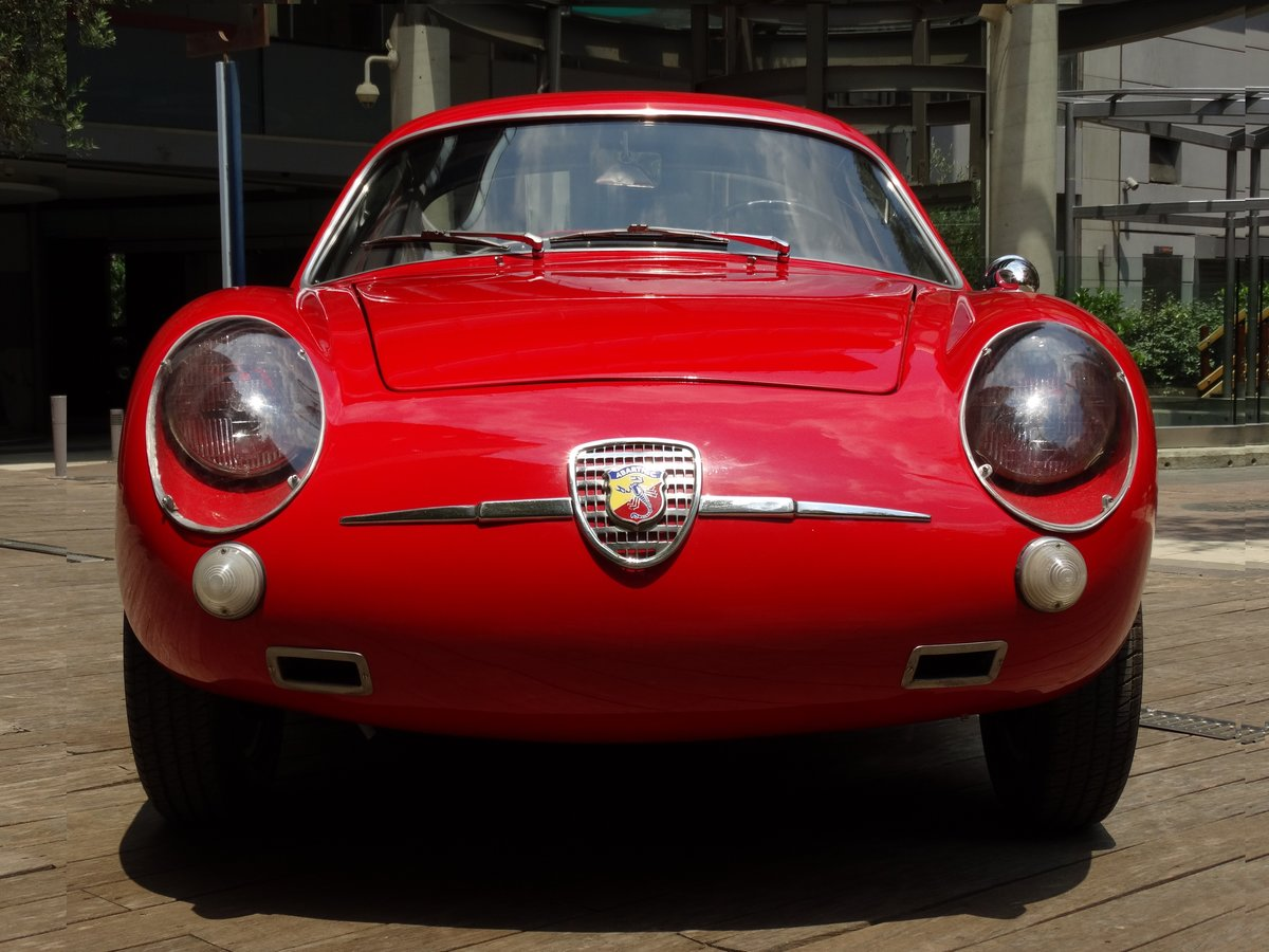1959 Fiat Abarth 750 Record Monza For Sale (picture 4 of 6)