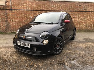 ABARTH 500 ESSEESSE WITH RARE SPEC AND COLOUR