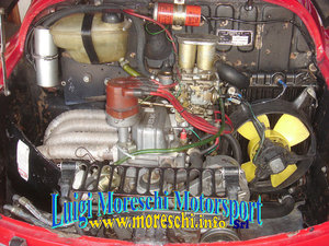 Picture of 1968 Abarth 1000 TC Engine For Sale