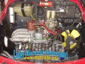 Abarth 1000 TC Engine