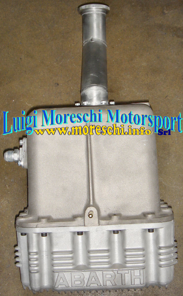 1963 Abarth Simca / OT magnesium oil tank For Sale (picture 6 of 6)