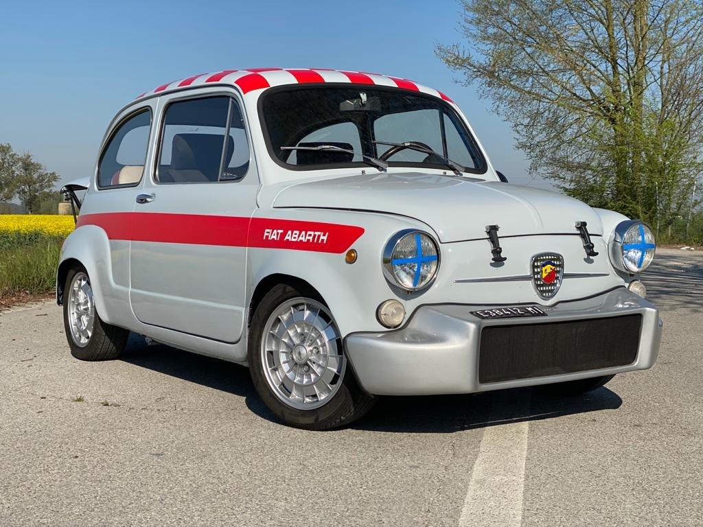 "1967  Abarth FIAT ""ABARTH 1000 TC TRIBUTE"" For Sale (picture 1 of 6)"