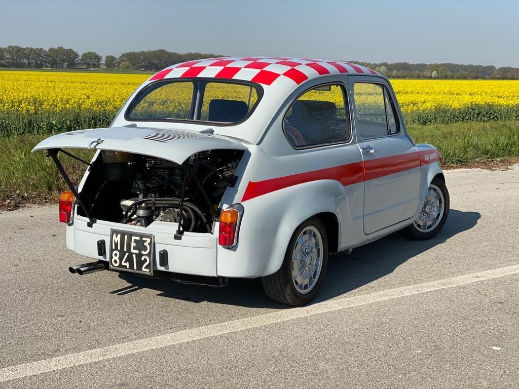 "1967  Abarth FIAT ""ABARTH 1000 TC TRIBUTE"" For Sale (picture 2 of 6)"