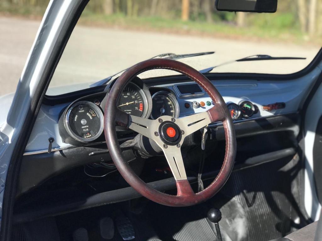 "1967  Abarth FIAT ""ABARTH 1000 TC TRIBUTE"" For Sale (picture 3 of 6)"