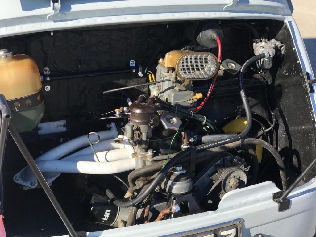 "1967  Abarth FIAT ""ABARTH 1000 TC TRIBUTE"" For Sale (picture 4 of 6)"