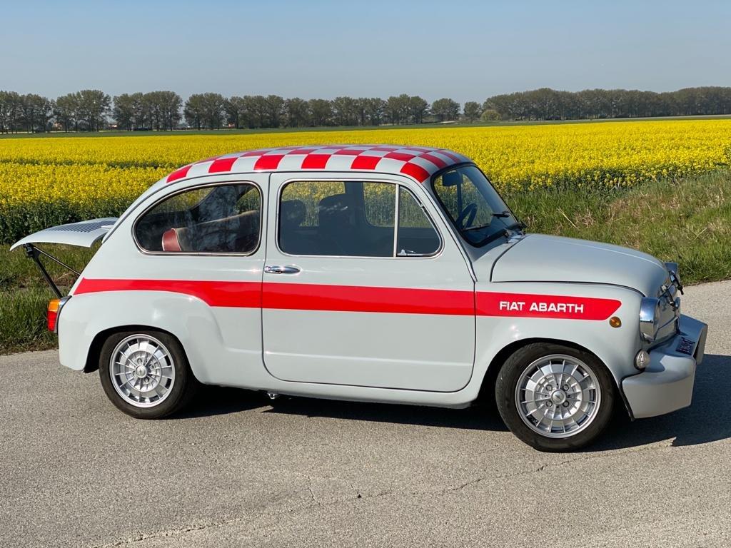 "1967  Abarth FIAT ""ABARTH 1000 TC TRIBUTE"" For Sale (picture 5 of 6)"