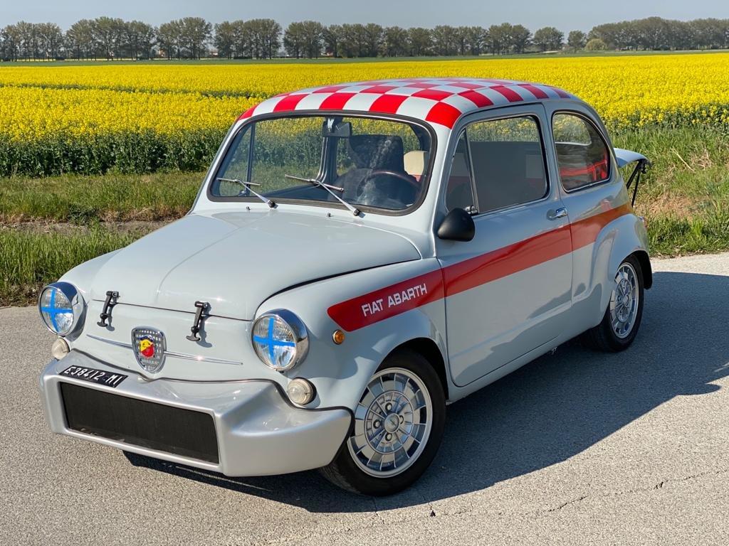 "1967  Abarth FIAT ""ABARTH 1000 TC TRIBUTE"" For Sale (picture 6 of 6)"