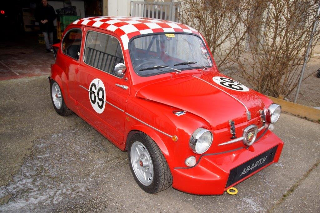 Extremely rare RHD 1963 Abarth 1000TC Recreation  For Sale (picture 1 of 6)